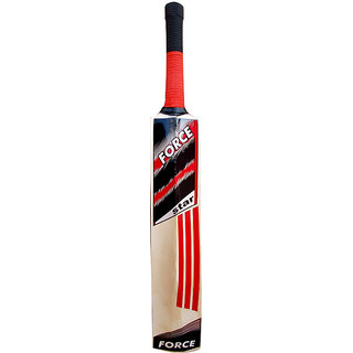 Popular Willow Black and Red Cricket Bat