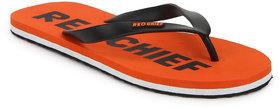 Red Chief Men's Orange Flip Flop (RC3495 143)