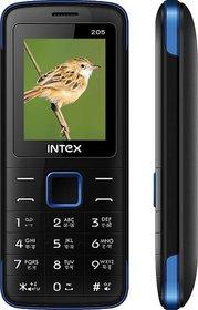 INTEX ECO 205 (Black+Blue)
