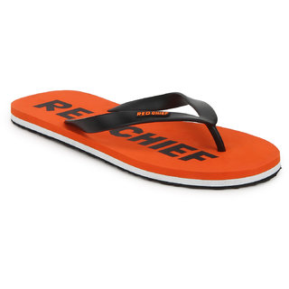 Red Chief Men's Orange Flip Flop (RC3495 143)