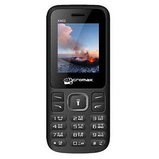 Micromax x402 black Feature Phones