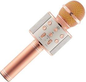 ShutterBugs WS-858 Wireless Handheld Bluetooth Mic with Speaker Microphone