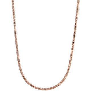 La Belle Vie 925 Sterling Silver Chain For Women  (PC-1174)