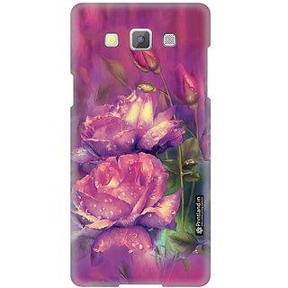 Printland Back Cover For Samsung Galaxy A5 SM-A500GZKDINS/INU