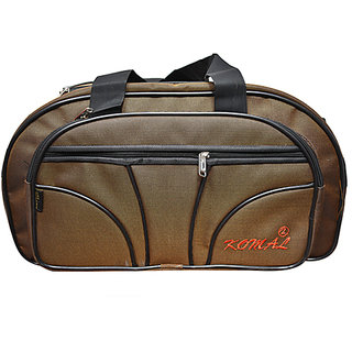 492408aecf4 Just Click 22 Inch 55 cm Travel Duffel Bag JC-DB003 (Multicolor Polyester)