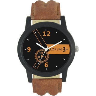 TRUE CHOICE NEW SIMPLE AND SOBER WATCH FOR MEN