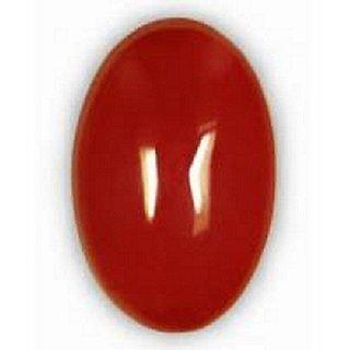 Red Coral / Moonga 9 Carat / 10 Ratti Certified Stone JAIPUR GEMSTONE