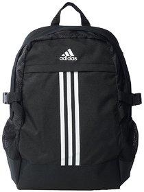Adidas 22 Ltr (Medium) Black Casual Backpack Bag