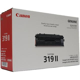 Canon 319 II Black Toner Cartridge