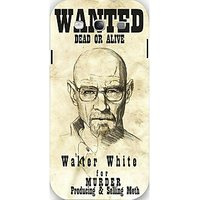 Snoogg Wanted Dead Or Alive Breaking Bad Case Cover For Samsung Galaxy S3