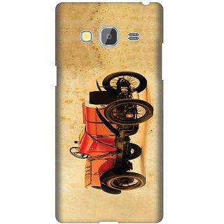 Printland Back Cover For Samsung Z3