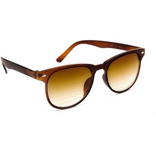 d442bc3ba29e TheWhoop UV Protected Brown Wayfarer Unisex Sunglasses Stylish Wayfarers  Goggles For Men Women Girls Boys