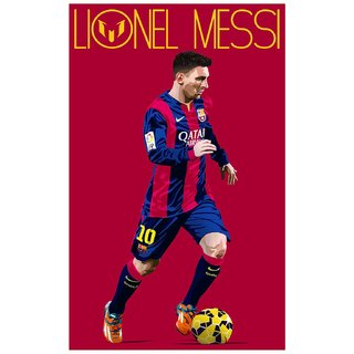 c0c67b92065 Lionel Messi Poster - leo messi poster - messi posters - messi motivational  quotes poster - Football Poster - poster for room