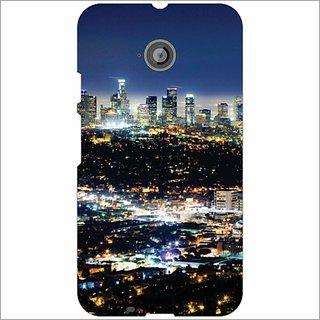 Printland Back Cover For Motorola Moto E (2nd Gen)