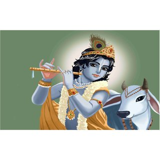 Lord Shri Krishna Poster for Room
