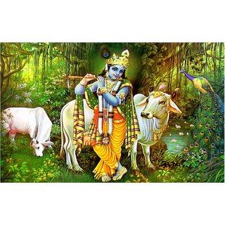 Lord Shri Krishna Poster for Room