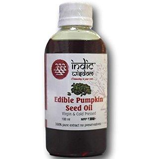 Indic Wisdom Cold Pressed Pumpkin Seed Oil 100ml