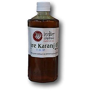 Cold pressed Karanj oil 500ml