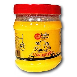 Hand Churned Desi Gir Cow Ghee 450ml