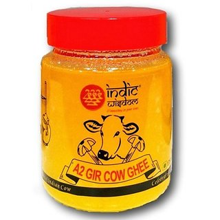 Hand Churned Desi Gir Cow Ghee 175ml