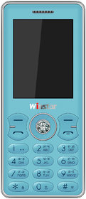 Winstar L6 Designer Feature Mobile Phone Blue (2.4 Inch