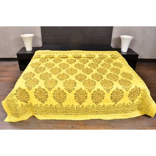 shoppingtara Banana Prints Jaipuri AC Quilt Royal Heritage