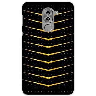 Printgasm Huawei Honor 6x printed back hard cover/case,  Matte finish, premium 3D printed, designer case