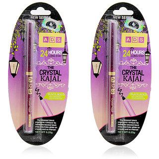 Ads 24Hr Long Stay Crystal Kajal - Pack Of 2