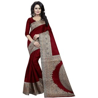 Wilori Designer  Silk Saree with Blouse