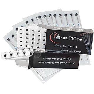Carbon Tattoo Needles 3RL,5RL (1 Boxes, 50 Needles)