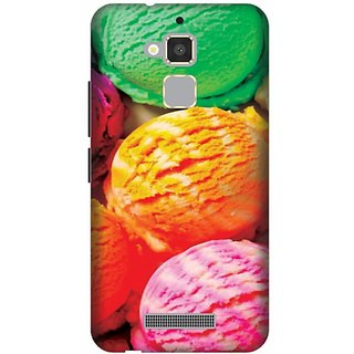 Printland Back Cover For Asus Zenfone 3 Max