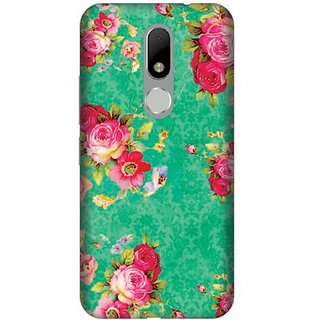 Printland Back Cover For Moto M