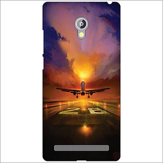 Printland Back Cover For Asus Zenfone 6 A601CG