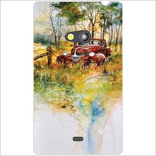 Printland Back Cover For Nokia Lumia 625