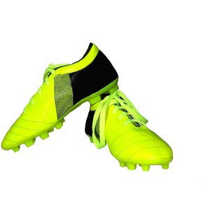 Football shoes for men Excellent  Comfortable Football Boots (color - Light Green)