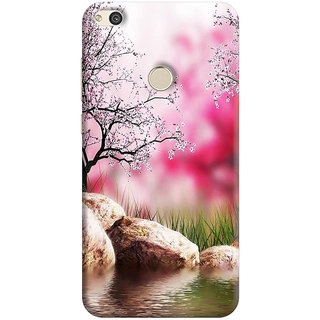 FurnishFantasy Back Cover for Huawei Honor 8 Lite - Design ID - 1046