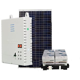 ERA 2S- Solar Power System For 1 or 2 BHK Home With Power Backup