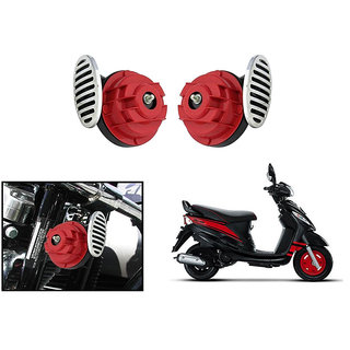 Himmlisch Type R Super Car / Bike Horns - Set of 2- For  Mahindra  Rodeo