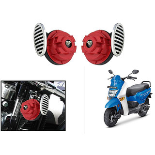 Himmlisch Type R Super Car / Bike Horns - Set of 2- For  Honda Cliq