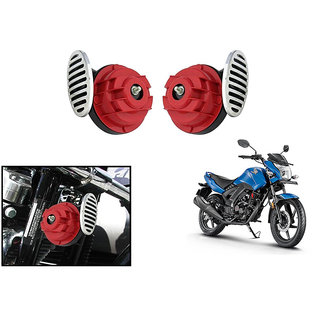 Himmlisch Type R Super Car / Bike Horns - Set of 2- For  Honda CB Unicorn 160