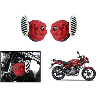 Himmlisch Type R Super Car / Bike Horns - Set of 2- For  Bajaj Pulsar 150