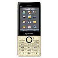 Micromax X803 Dual Sim Mobile Phone Champagne