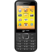 Micromax X805 Dual Sim Mobile Phone Black
