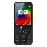 Micromax X913 Dual Sim Mobile Phone Black