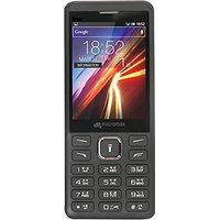Micromax X916 Dual Sim Mobile Phone Black
