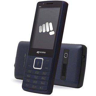 Micromax X915 Dual Sim Mobile Phone Blue