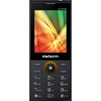 Karbonn K9 Star Dual Sim Mobile Phone Black