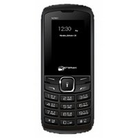 Micromax X090 Dual Sim Mobile Phone Black