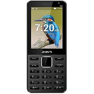 Zen M80 Dual Sim Basic Phone