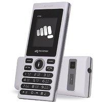 Micromax X590 Dual Sim Mobile Phone - White